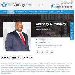Criminal attorney Dayton