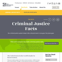 Criminal Justice Facts