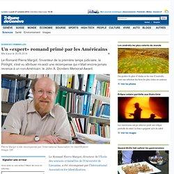 Sciences criminelles: Un «expert» romand primé par les Américains - News Savoirs: Sciences