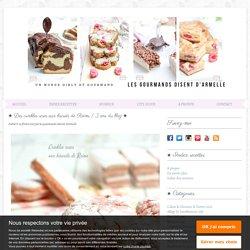 ★ Des crinkles roses aux biscuits de Reims