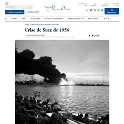 Crise de Suez de 1956