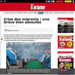 Crise des migrants : une Grèce bien esseulée