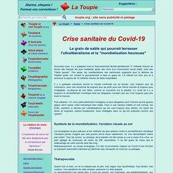 Crise sanitaire du Covid-19