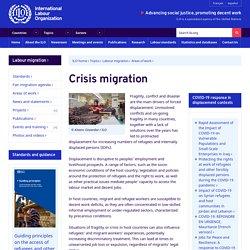 Crisis migration (Labour migration)