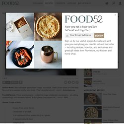 Crispy Spice-Brined Pecans recipe on Food52.com