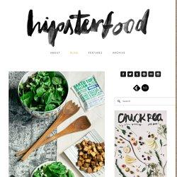 Crispy Tofu Salad — hipsterfood