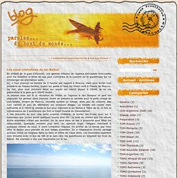 Les eaux cristallines du lac Baïkal - paroles du bout du monde