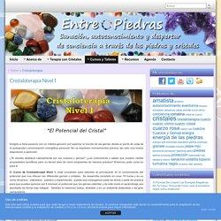 Cristaloterapia Nivel 1