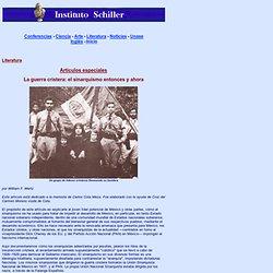 La guerra cristera: el sinarquismo entonces y ahora