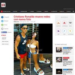 Cristiano Ronaldo mueve redes con nueva foto