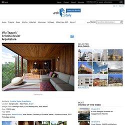 Vila Taguai / Cristina Xavier Arquitetura