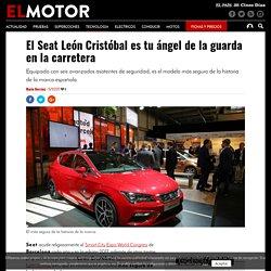 El Seat León Cristóbal es tu ángel de la guarda en la carretera