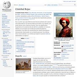 Cristóbal Rojas