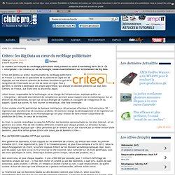 4 – Le reciblage publicitaire selon Criteo