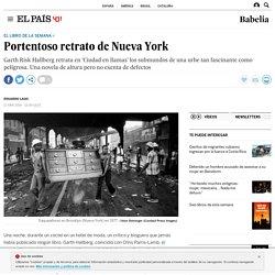 Crítica de 'Ciudad en llamas' de Hallberg: Portentoso retrato de Nueva York