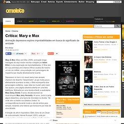 Crítica: Mary e Max