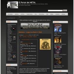 El Portal del METAL: Reseñas y opiniones sobre discos metaleros