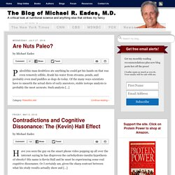 The Blog of Michael R. Eades, M.D.