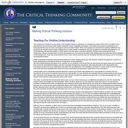critical thinking definition webster Critical thinking is a term used by educators to describe forms of learning, thought, and analysis that go beyond the memorization and recall of information and facts.