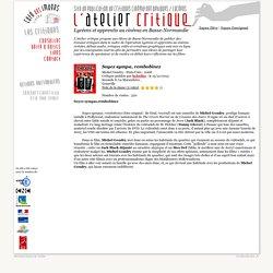 Seconde 8 - Atelier critique - Lycéens et apprentis au cinéma en Basse-Normandie
