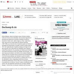 Critique : Duchamp & cie - Lire