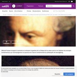 La Critique de la raison pure d'Emmanuel Kant (1/4) : Le monde : entre déterminisme et liberté