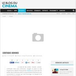 Critique du film Bovines de Emmanuel Gras