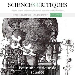 Pour une critique de science