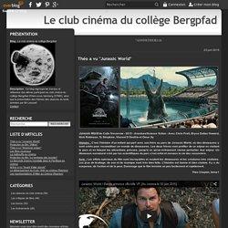 les critiques de films - Le club cinéma du collège Bergpfad