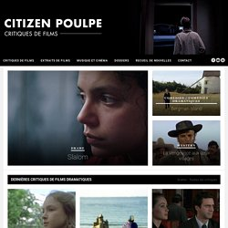 Critiques de films - Citizen Poulpe