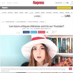 Les futurs critiques littéraires sont-ils sur Youtube?