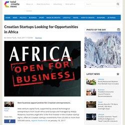 Croatian Startups Looking for Opportunities in Africa
