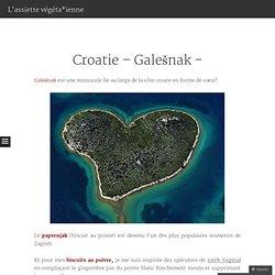 Croatie – Galešnak –
