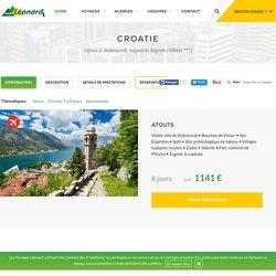 Croatie - voyages-leonard.com