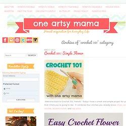 crochet 101 Archives