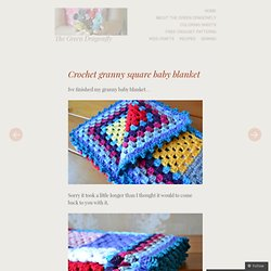 Granny Square Pattern/Join-as-you-go Method