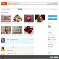 Crochet your Christmas by Christina on Etsy