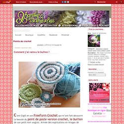 Points de crochet - Comment j'ai vaincu…