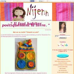 """Mon sac au crochet """"Dimanche au soleil"""" - Nijenn"""