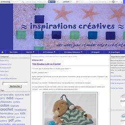 Tuto Doudou Lutin au Crochet - Inspirations Créatives