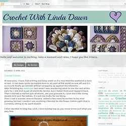 Crochet and Crafting with Linda Dawn