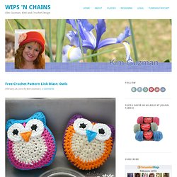 Free Crochet: Many Owl Patterns