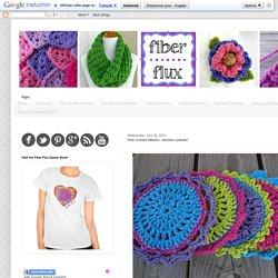 Free Crochet Pattern...Kitchen Lovelies!
