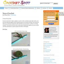 Yoyo Crochet