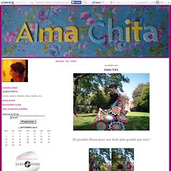 Crochet : Tous les messages sur Crochet - Page 7 - Alma Chita
