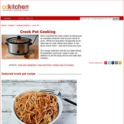 5,000 Crockpot Slow Cooker Recipes