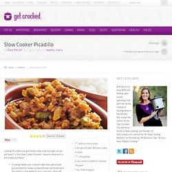 Slow Cooker Picadillo