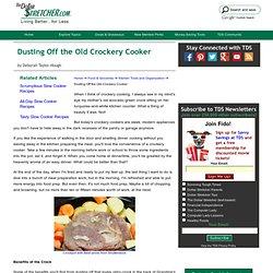 Crockery Cooker