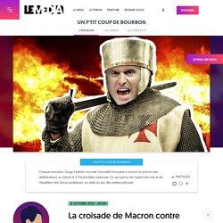 8 oct. 2020 - La croisade de Macron contre l'islamogauchisme