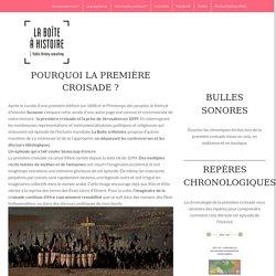 La croisade, c'est quoi ? – Secousses Festival